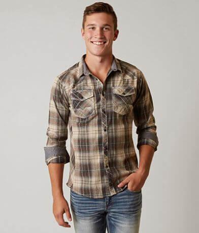 BKE Vintage Hank Flannel Shirt