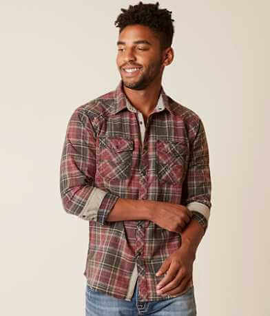 BKE Vintage Decker Flannel Shirt