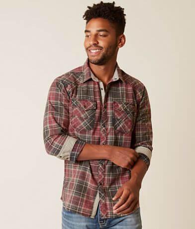 BKE Vintage Decker Flannel Shirt