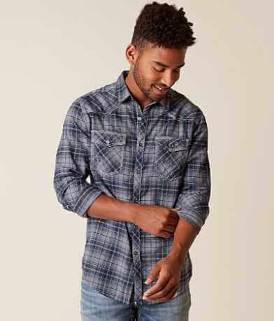 BKE Vintage Jay Flannel Shirt