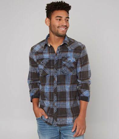 BKE Vintage Zinger Flannel Shirt