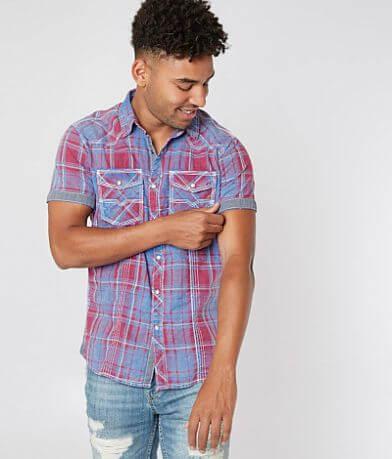 BKE Vintage Lakeway Standard Shirt