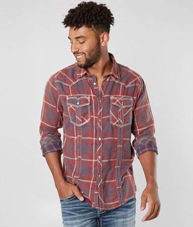 BKE Vintage Monahans Shirt