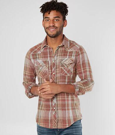 BKE Vintage Flannel Standard Shirt