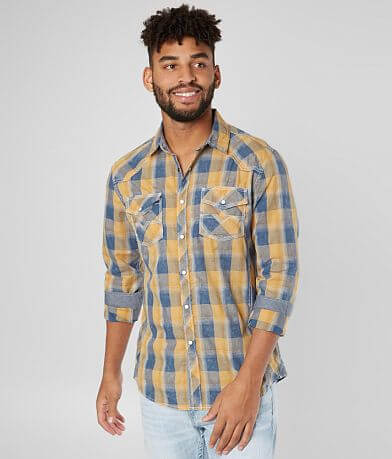 BKE Vintage Washed Athletic Shirt