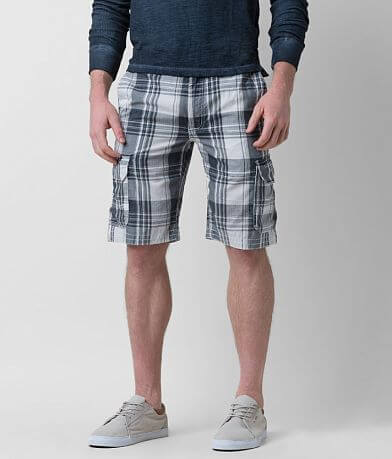 BKE Vintage Machine Cargo Short