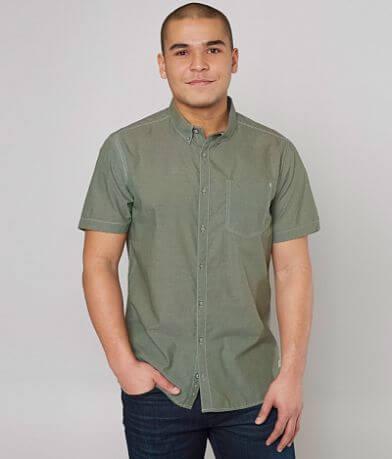 Departwest Olive Shirt