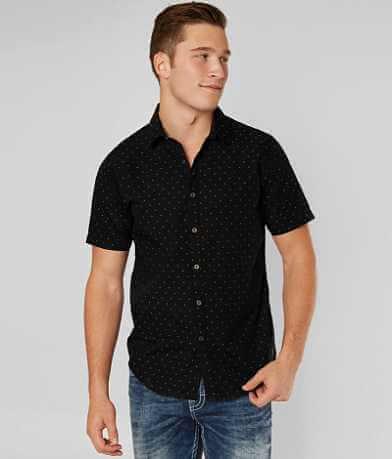 Departwest Woven Print Shirt