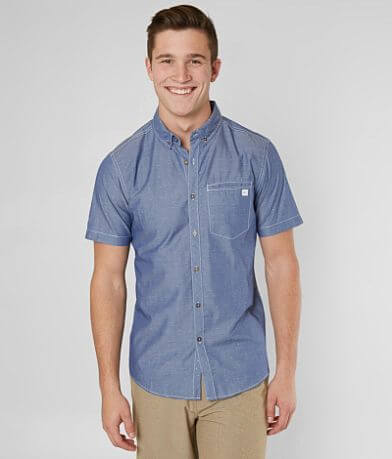 Departwest Woven Embroidered Shirt