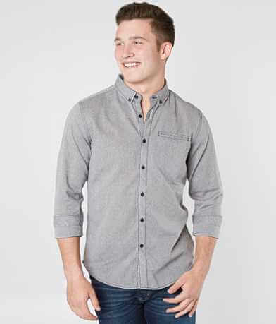 Departwest Woven Solid Shirt