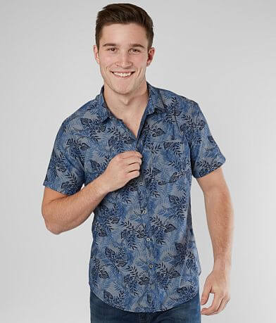Departwest Tropical Print Shirt