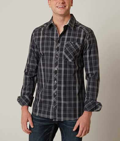 J.B. Holt Plaid Shirt
