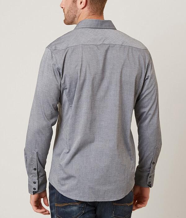 Stretch Holt Shirt B Textured J qBXwtfUK