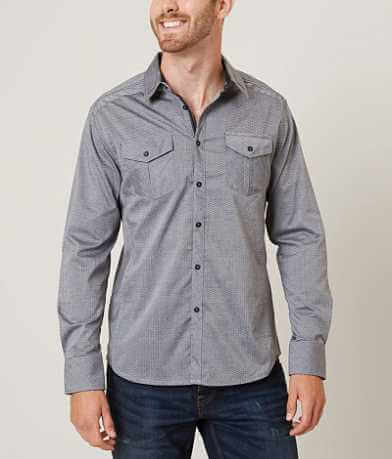J.B. Holt Textured Stretch Shirt