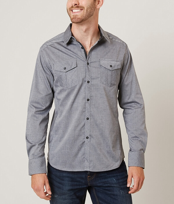 Textured Stretch Holt B Shirt J gqfHaB8x