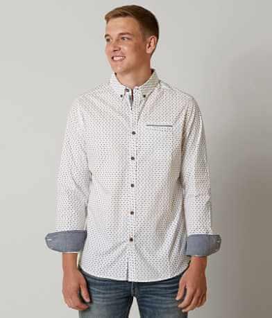 J.B. Holt Printed Stretch Shirt