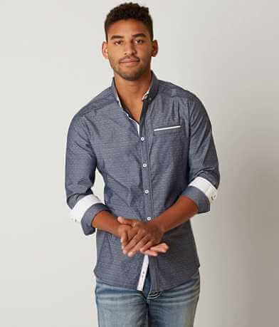 J.B. Holt Textured Shirt