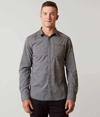 J.B. Holt Polka Dot Shirt