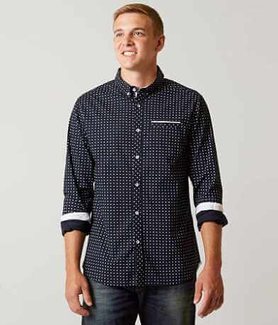 J.B. Holt Printed Stretch Shirt
