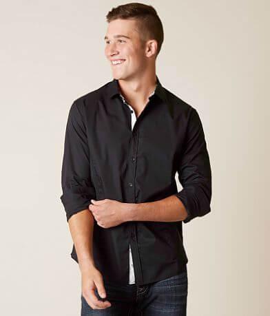 J.B. Holt Solid Stretch Shirt
