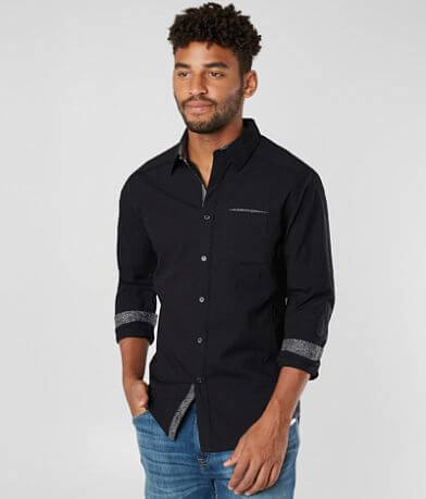 J.B. Holt Solid Stretch Shirt