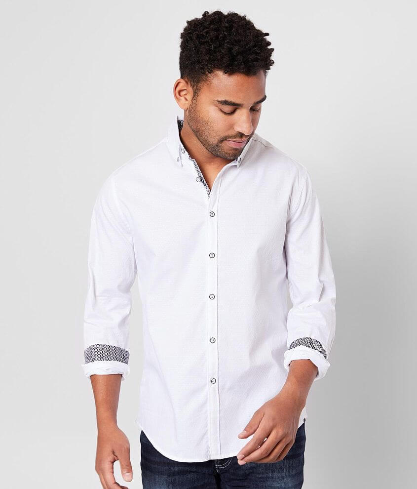 J.B. Holt Solid Athletic Shirt front view