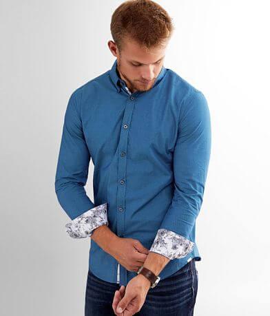 J.B. Holt Dash Tailored Stretch Shirt
