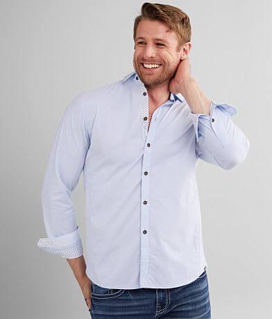 J.B. Holt Polka Dot Athletic Shirt