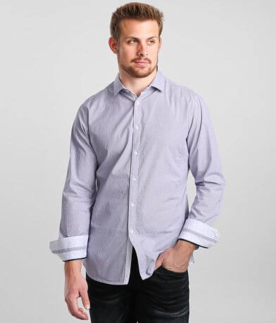 J.B. Holt Embroidered Athletic Shirt