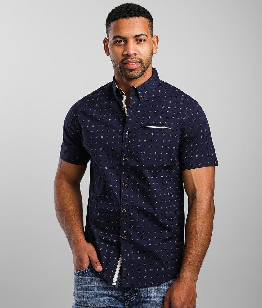 J.B. Holt Sunburst Standard Stretch Shirt front view
