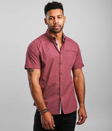 J.B. Holt Textured Athletic Shirt