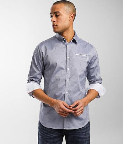 J.B. Holt Diamond Athletic Stretch Shirt