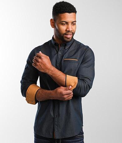 J.B. Holt Striped Athletic Shirt