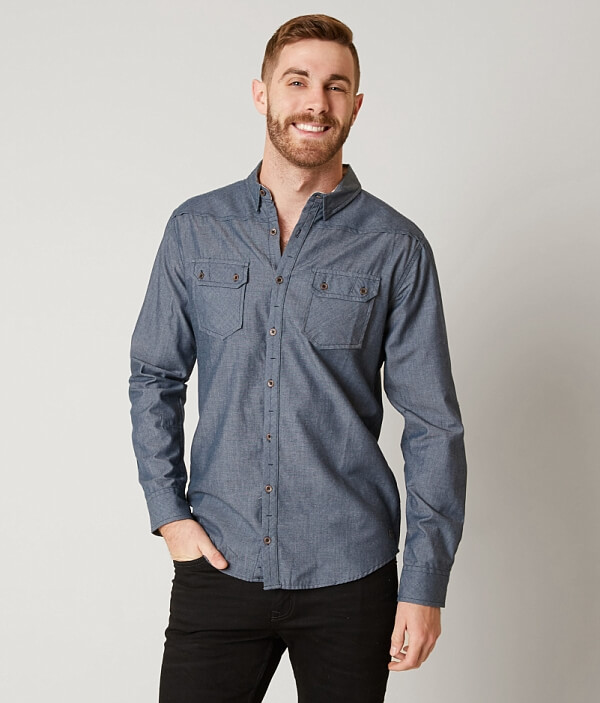 Makers Outpost Shirt Solid Makers Shirt Shirt Outpost Outpost Solid Makers Solid xRq7fn