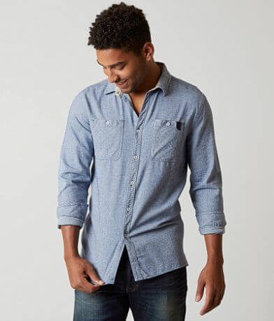 Outpost Makers Pinstripe Shirt