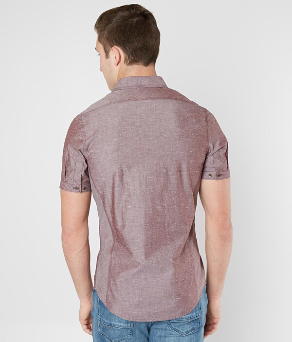 Makers Outpost Shirt Outpost Makers Textured XRz4TqZw