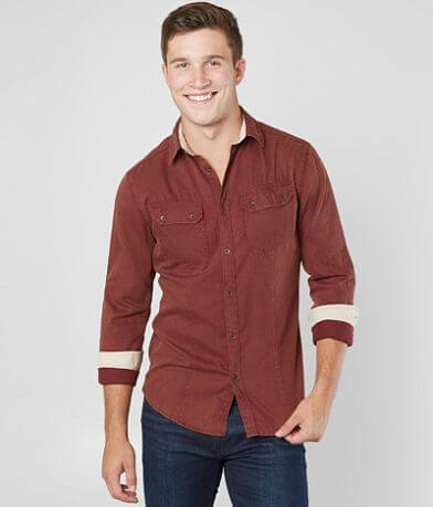 Outpost Makers Ribbed Shirt