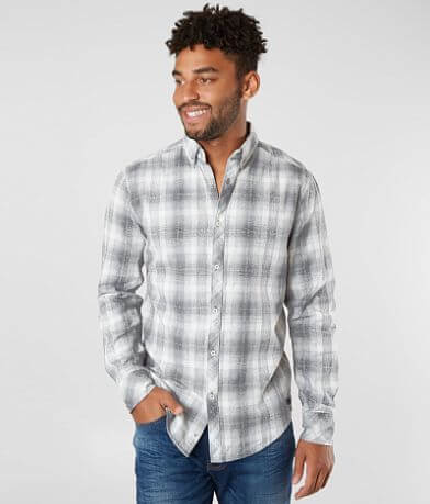 Outpost Makers Woven Plaid Shirt