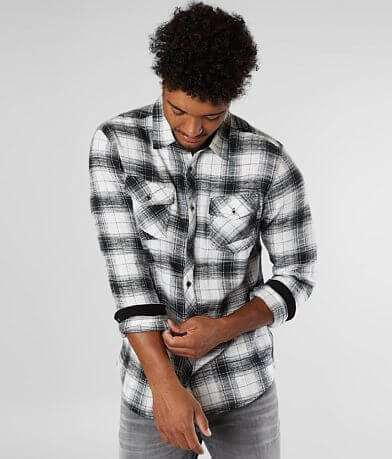 Outpost Makers Woven Flannel Shirt