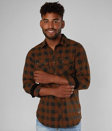 Outpost Makers Checker Flannel Shirt