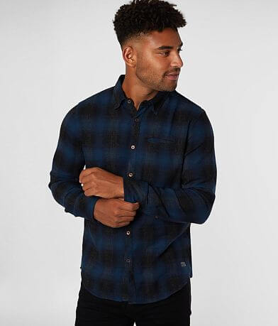 Outpost Makers Flannel Plaid Shirt