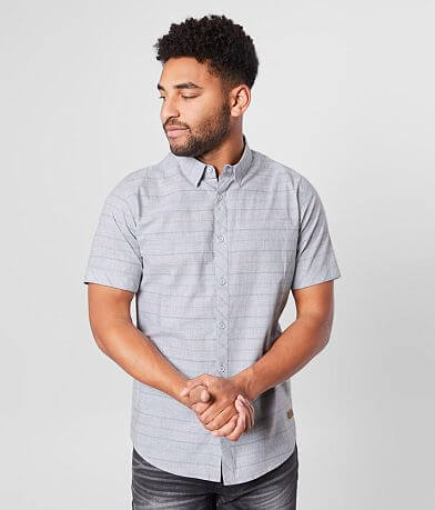 Outpost Makers Striped Shirt