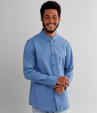 Outpost Makers Printed Stretch Shirt