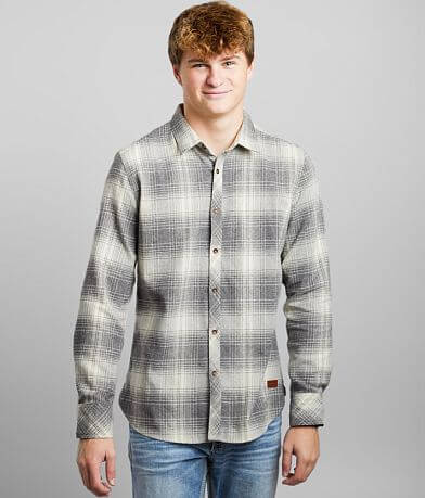 Outpost Makers Brushed Knit Flannel Shirt