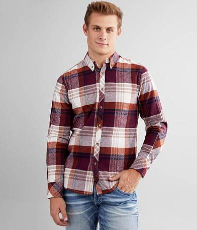 Outpost Makers Plaid Flannel Shirt