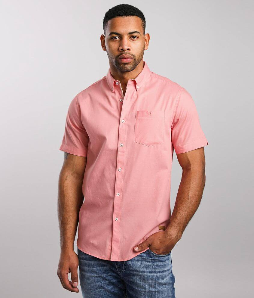 Outpost Makers Woven Shirt front view