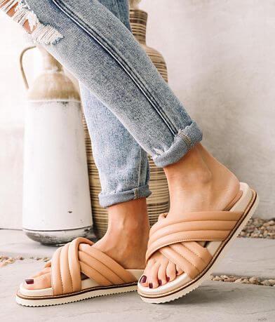Mi.iM Cherrish Puff Sandal