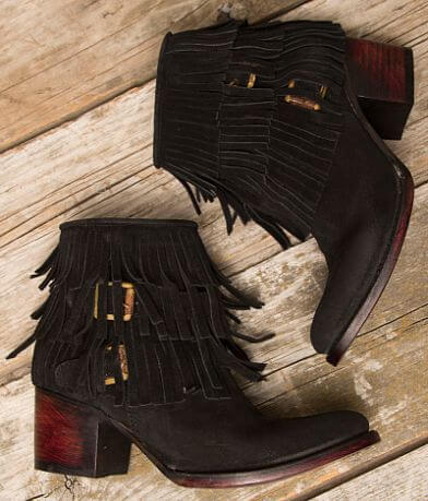 Freebird by Steven Belle Leather Ankle Boot