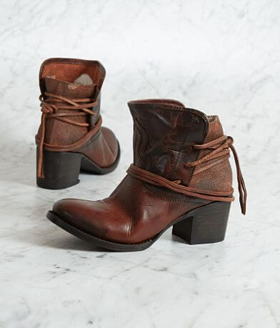 Freebird by Steven Casey Leather Ankle Boot