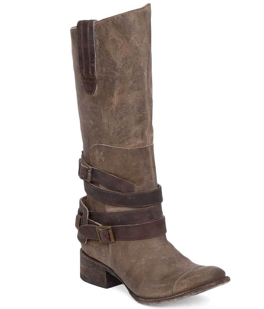 e3ebdf8819157a Freebird by Steven Dakota Leather Boot - Women's Shoes in Grey | Buckle